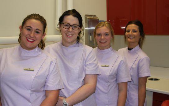 new nursing team