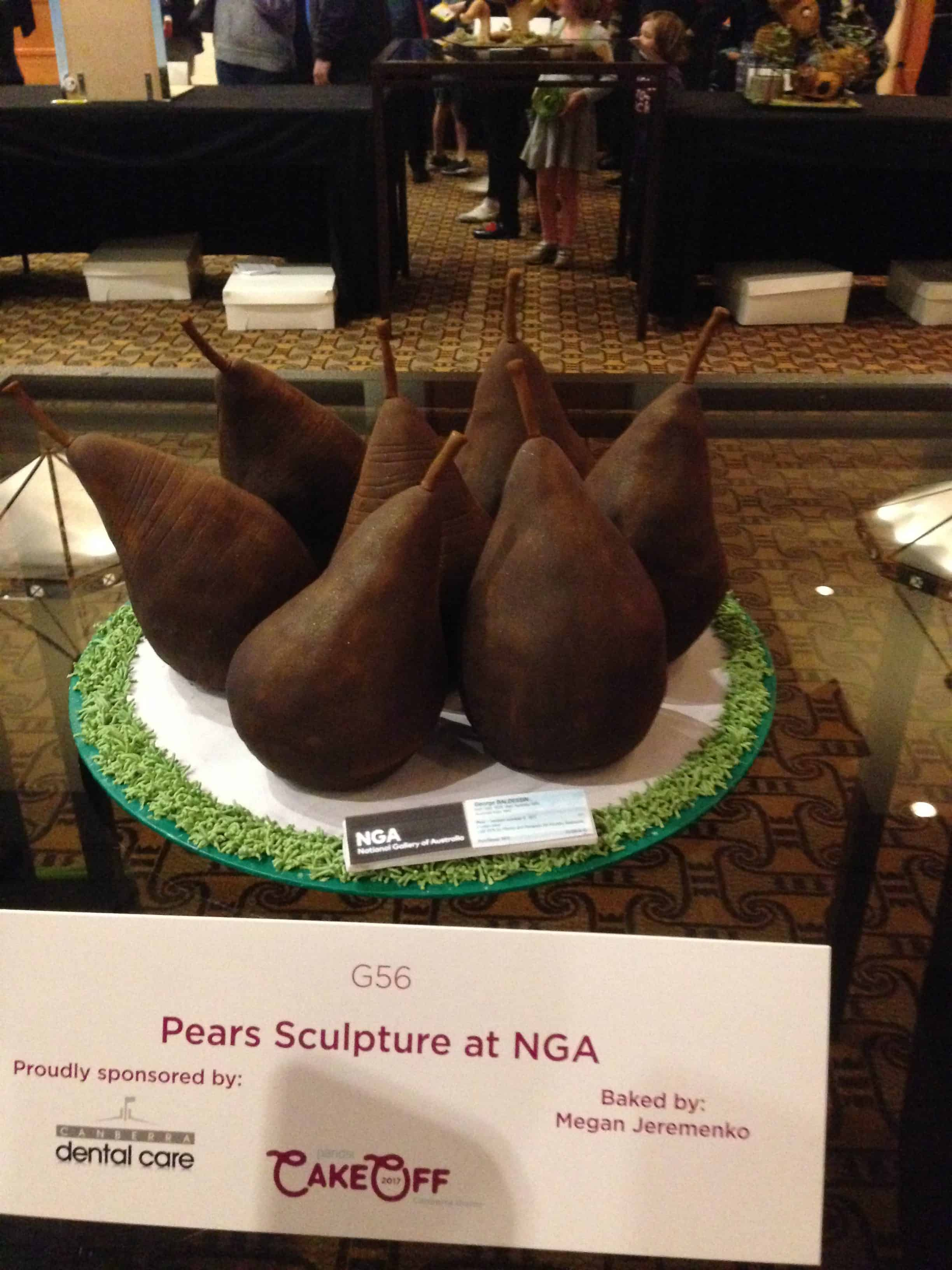 PANDSI Pears