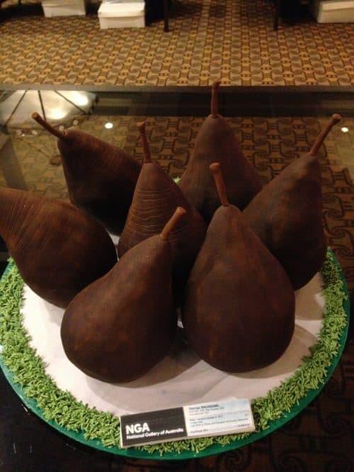 PANDSI cake success