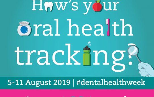 Dental Health Week 5-11 August 2019 – Friday