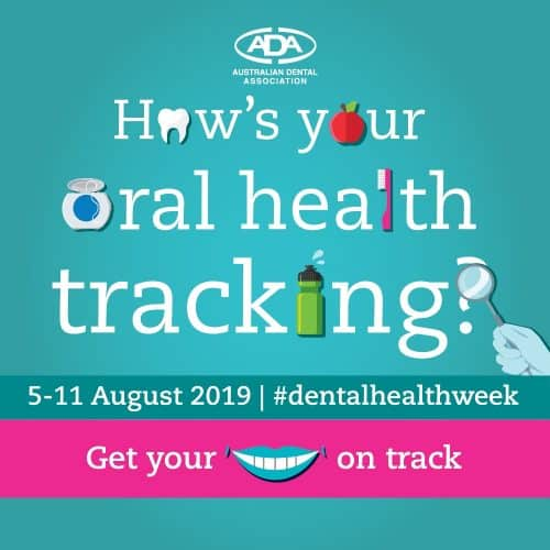 Dental Health Week 5-11 August 2019 – Tuesday
