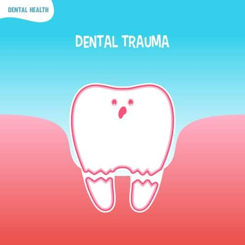 Dental trauma app