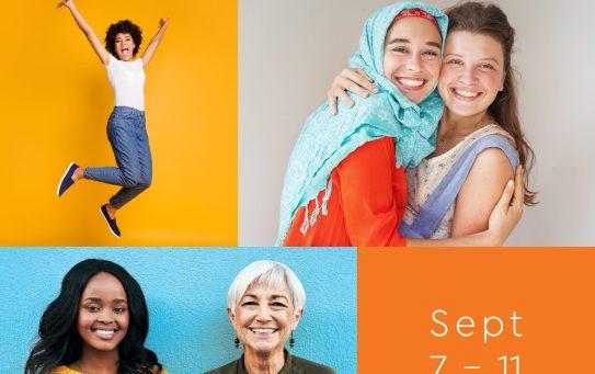 Women's Health Week 7-11 September