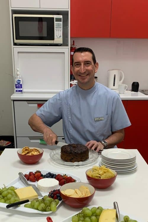Happy Birthday Dr Jowitt