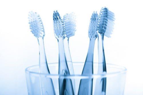 Toothbrush hygiene