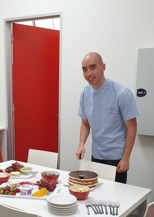 Happy Birthday Dr Tristan Ollis